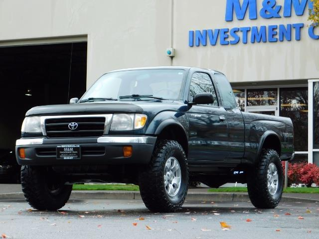 1998 Toyota Tacoma 4X4 V6 3.4L / 5 SPEED / TIMING BELT DONE /  LIFTED - Photo 1 - Portland, OR 97217
