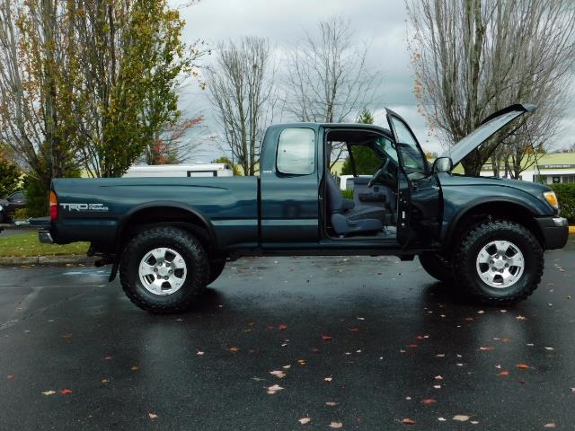 1998 Toyota Tacoma 4X4 V6 3.4L / 5 SPEED / TIMING BELT DONE /  LIFTED - Photo 21 - Portland, OR 97217