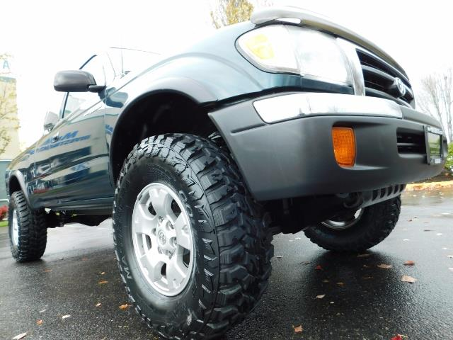 1998 Toyota Tacoma 4X4 V6 3.4L / 5 SPEED / TIMING BELT DONE /  LIFTED - Photo 10 - Portland, OR 97217