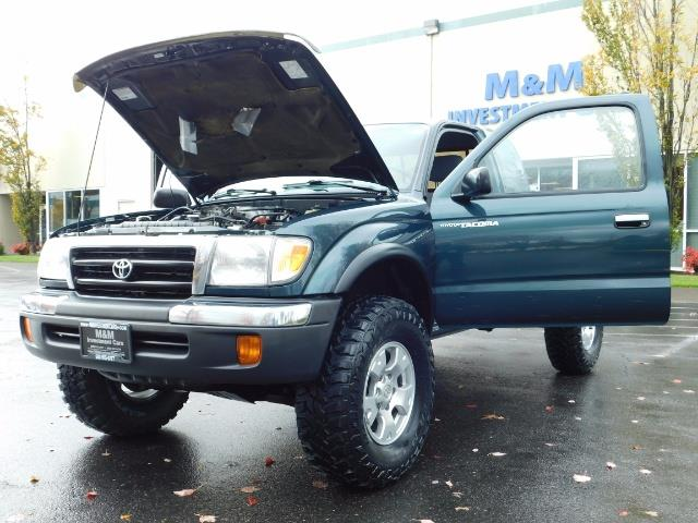 1998 Toyota Tacoma 4X4 V6 3.4L / 5 SPEED / TIMING BELT DONE /  LIFTED - Photo 26 - Portland, OR 97217
