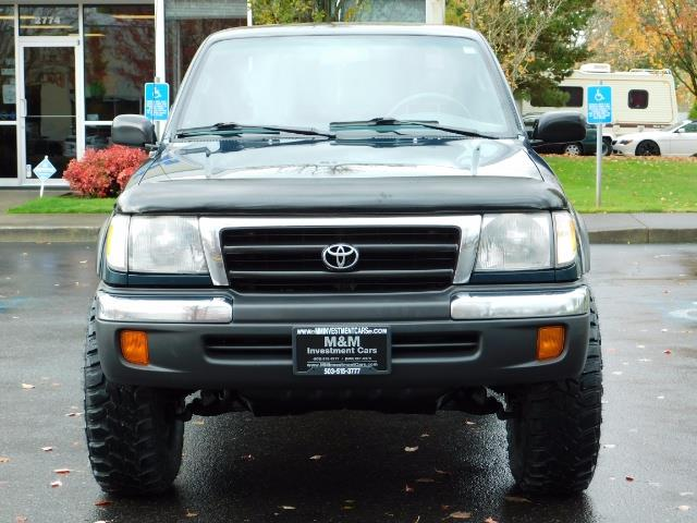 1998 Toyota Tacoma 4X4 V6 3.4L / 5 SPEED / TIMING BELT DONE /  LIFTED - Photo 5 - Portland, OR 97217