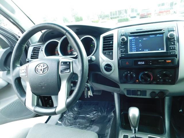 2013 Toyota Tacoma DOUBLE CAB 4X4 / V6 4.0 / TRD SPORT / CAM / LIFTED - Photo 36 - Portland, OR 97217