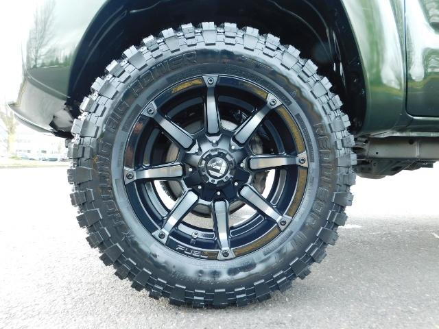 2013 Toyota Tacoma DOUBLE CAB 4X4 / V6 4.0 / TRD SPORT / CAM / LIFTED - Photo 23 - Portland, OR 97217