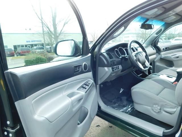 2013 Toyota Tacoma DOUBLE CAB 4X4 / V6 4.0 / TRD SPORT / CAM / LIFTED - Photo 13 - Portland, OR 97217