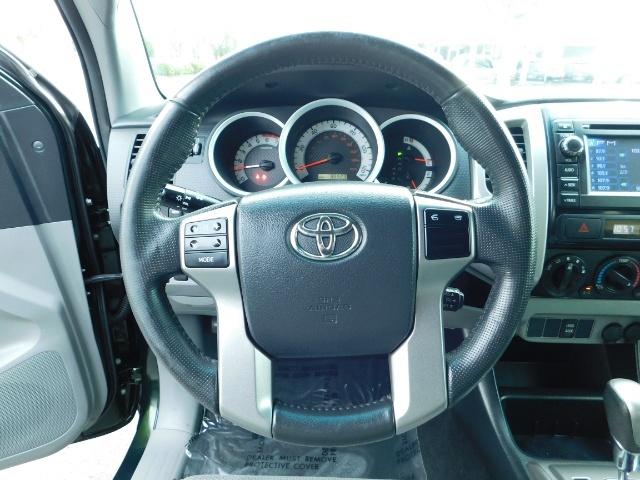 2013 Toyota Tacoma DOUBLE CAB 4X4 / V6 4.0 / TRD SPORT / CAM / LIFTED - Photo 37 - Portland, OR 97217