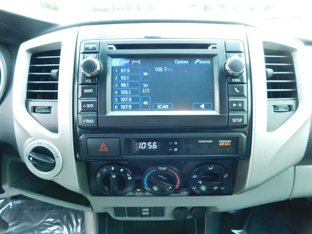 2013 Toyota Tacoma DOUBLE CAB 4X4 / V6 4.0 / TRD SPORT / CAM / LIFTED - Photo 19 - Portland, OR 97217
