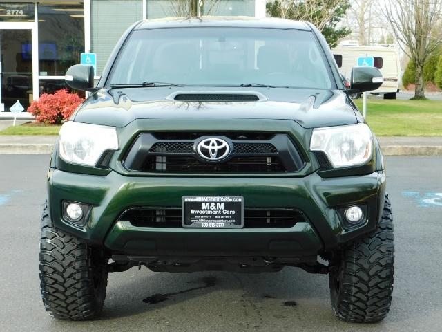 2013 Toyota Tacoma DOUBLE CAB 4X4 / V6 4.0 / TRD SPORT / CAM / LIFTED - Photo 5 - Portland, OR 97217