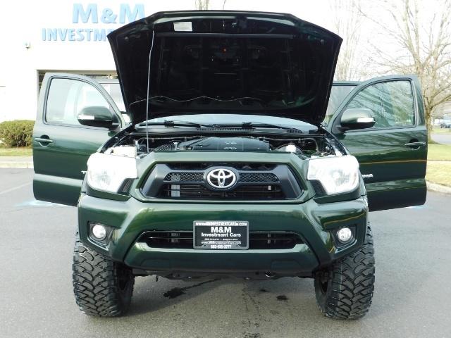 2013 Toyota Tacoma DOUBLE CAB 4X4 / V6 4.0 / TRD SPORT / CAM / LIFTED - Photo 30 - Portland, OR 97217