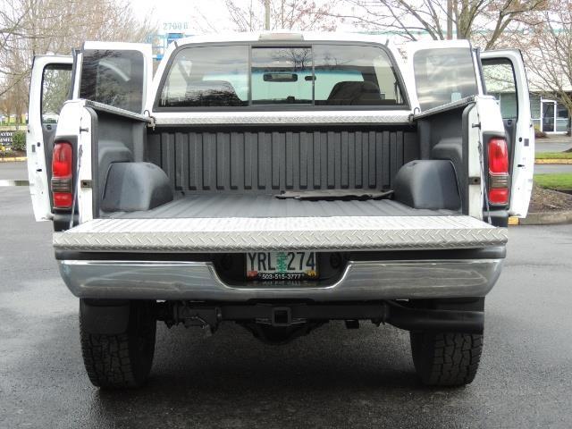 2002 Dodge Ram 2500 SLT Plus 4dr / 4X4 / 5.9L DIESEL HIGHOUTPUT/ 6-SPD - Photo 24 - Portland, OR 97217