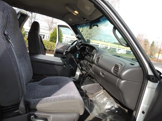 2002 Dodge Ram 2500 SLT Plus 4dr / 4X4 / 5.9L DIESEL HIGHOUTPUT/ 6-SPD - Photo 16 - Portland, OR 97217