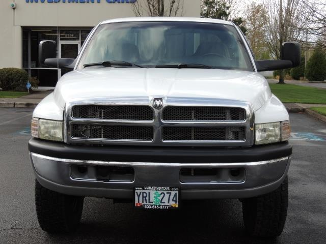 2002 Dodge Ram 2500 SLT Plus 4dr / 4X4 / 5.9L DIESEL HIGHOUTPUT/ 6-SPD - Photo 5 - Portland, OR 97217