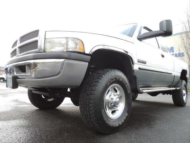 2002 Dodge Ram 2500 SLT Plus 4dr / 4X4 / 5.9L DIESEL HIGHOUTPUT/ 6-SPD - Photo 9 - Portland, OR 97217