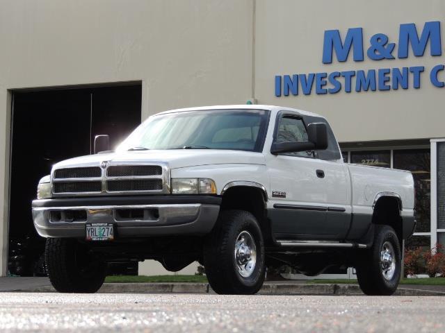 2002 Dodge Ram 2500 SLT Plus 4dr / 4X4 / 5.9L DIESEL HIGHOUTPUT/ 6-SPD - Photo 47 - Portland, OR 97217