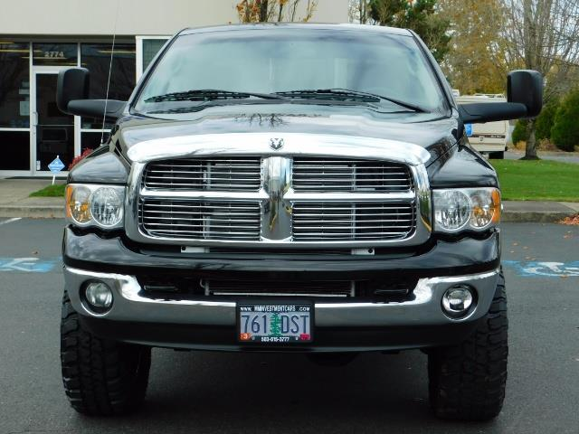 2005 Dodge Ram 2500 Laramie / 4X4 / 5.9L Cummins DIESEL / Leather - Photo 5 - Portland, OR 97217
