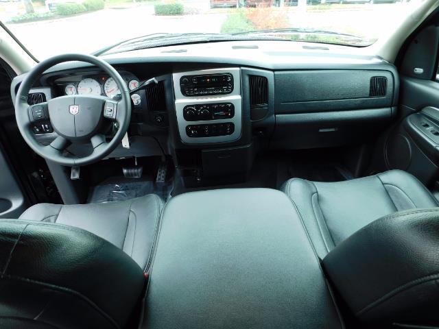 2005 Dodge Ram 2500 Laramie / 4X4 / 5.9L Cummins DIESEL / Leather - Photo 35 - Portland, OR 97217