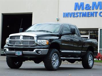 2005 Dodge Ram 2500 Laramie / 4X4 / 5.9L Cummins DIESEL / Leather Truck