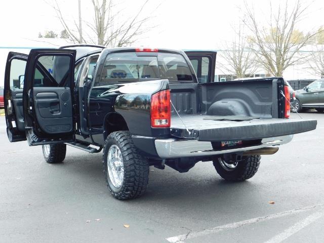 2005 Dodge Ram 2500 Laramie / 4X4 / 5.9L Cummins DIESEL / Leather - Photo 27 - Portland, OR 97217