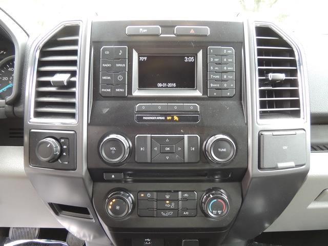 Ford F150 Xlt >> 2016 Ford F-150 XLT / Crew Cab / 4X4 / 8Cyl / 1-OWNER