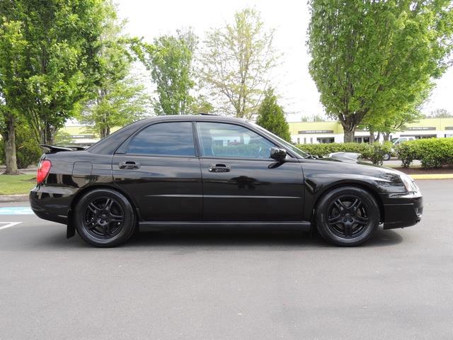 2004 Subaru Impreza WRX STI 5-SPEED TURBO