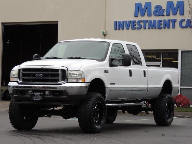 2002 Ford F-350 Super Duty XLT / 4X4 / 7.3L DIESEL / 110K MILES - Photo 1 - Portland, OR 97217