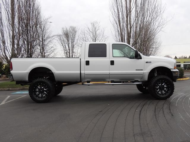 2002 Ford F-350 Super Duty XLT / 4X4 / 7.3L DIESEL / 110K MILES - Photo 4 - Portland, OR 97217