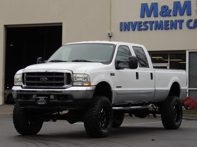 2002 Ford F-350 Super Duty XLT / 4X4 / 7.3L DIESEL / 110K MILES - Photo 38 - Portland, OR 97217