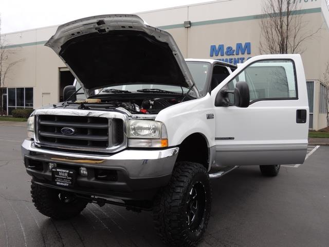 2002 Ford F-350 Super Duty XLT / 4X4 / 7.3L DIESEL / 110K MILES - Photo 25 - Portland, OR 97217