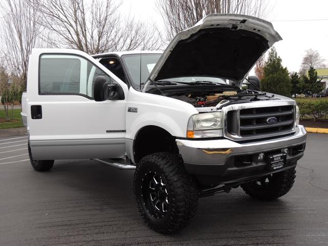 2002 Ford F-350 Super Duty XLT / 4X4 / 7.3L DIESEL / 110K MILES - Photo 29 - Portland, OR 97217