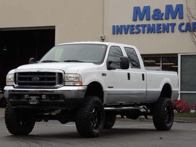 2002 Ford F-350 Super Duty XLT / 4X4 / 7.3L DIESEL / 110K MILES - Photo 39 - Portland, OR 97217