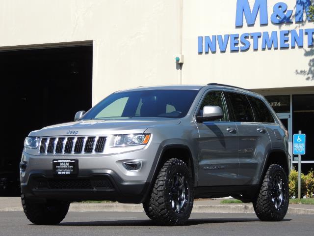 2015 Jeep Grand Cherokee Laredo / 4WD / 18K miles / LIFTED LIFTED - Photo 1 - Portland, OR 97217