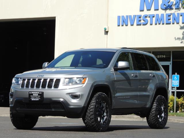 2015 Jeep Grand Cherokee Laredo / 4WD / 18K miles / LIFTED LIFTED - Photo 45 - Portland, OR 97217