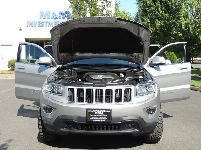 2015 Jeep Grand Cherokee Laredo / 4WD / 18K miles / LIFTED LIFTED - Photo 32 - Portland, OR 97217