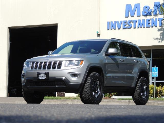 2015 Jeep Grand Cherokee Laredo / 4WD / 18K miles / LIFTED LIFTED - Photo 42 - Portland, OR 97217