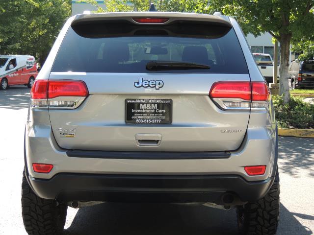 2015 Jeep Grand Cherokee Laredo / 4WD / 18K miles / LIFTED LIFTED - Photo 6 - Portland, OR 97217