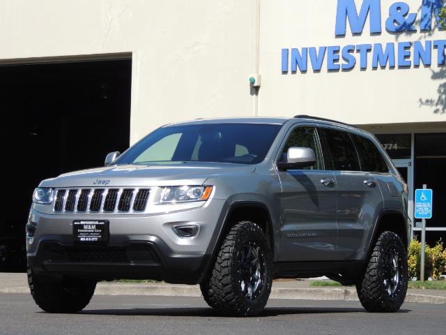2015 Jeep Grand Cherokee Laredo / 4WD / 18K miles / LIFTED LIFTED - Photo 46 - Portland, OR 97217