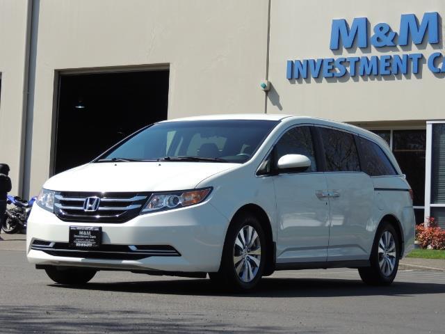 2014 Honda Odyssey EX / Back up camera / 1-OWNER / Excel Cond - Photo 47 - Portland, OR 97217
