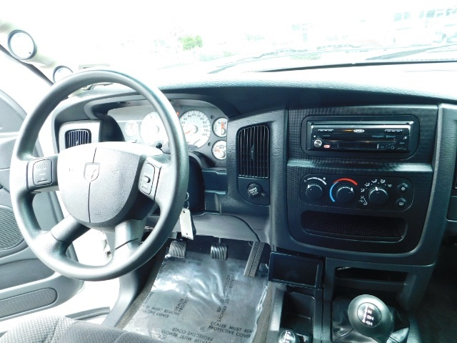 2004 Dodge Ram 2500 SLT Quad Cab 4X4 5.9L CUMMINS / 6 SPEED / LIFTED ! - Photo 18 - Portland, OR 97217