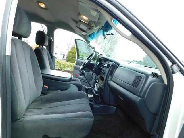 2004 Dodge Ram 2500 SLT Quad Cab 4X4 5.9L CUMMINS / 6 SPEED / LIFTED ! - Photo 16 - Portland, OR 97217