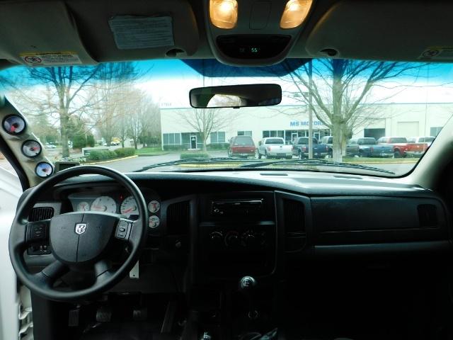 2004 Dodge Ram 2500 SLT Quad Cab 4X4 5.9L CUMMINS / 6 SPEED / LIFTED ! - Photo 27 - Portland, OR 97217