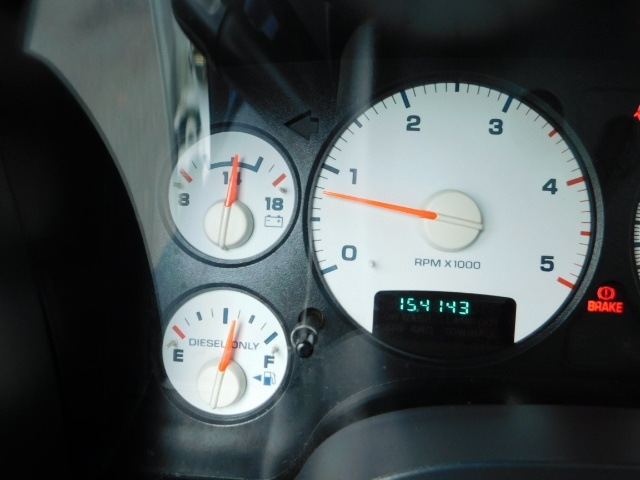 2004 Dodge Ram 2500 SLT Quad Cab 4X4 5.9L CUMMINS / 6 SPEED / LIFTED ! - Photo 30 - Portland, OR 97217