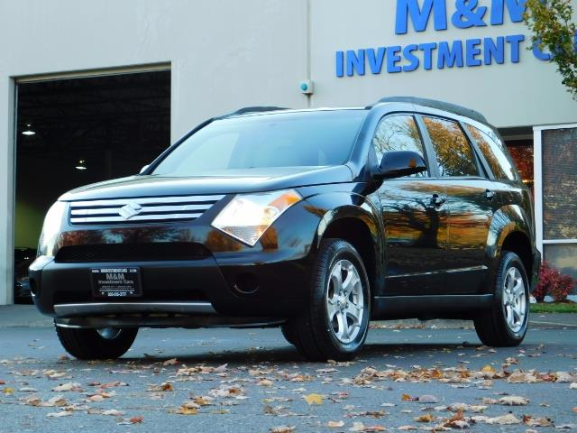 2008 Suzuki XL7 Luxury ALL WHEEL DRIVE / 3RD ROW SEAT / LEATHER - Photo 39 - Portland, OR 97217