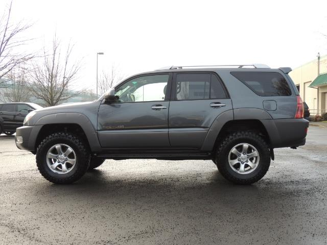 2003 Toyota 4runner Sport Edition 4wd V8 4 7l Diff Lock Lifted