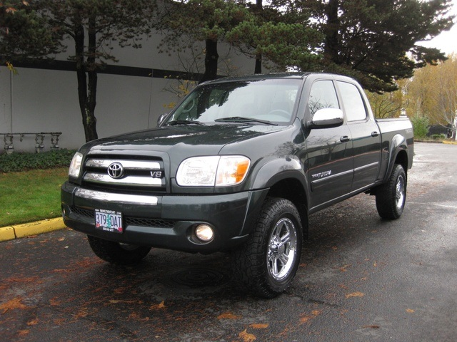 2006 Toyota Tundra Sr5 4wd Crew Cab Trd Off Rd Lifted