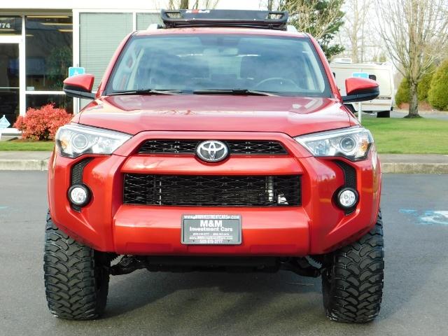 2016 Toyota 4Runner SR5 / 4X4 / Third Seat / Basket / NerfBar / LIFTED - Photo 5 - Portland, OR 97217