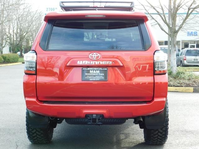 2016 Toyota 4Runner SR5 / 4X4 / Third Seat / Basket / NerfBar / LIFTED - Photo 6 - Portland, OR 97217