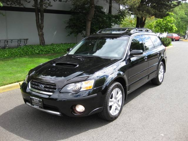 2005 Subaru Outback 25 Xt Limited