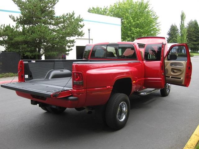 2001 Dodge Ram 3500 SLT Plus/5.9L Turbo Diesel/4X4/DUALLY - Photo 14 - Portland, OR 97217