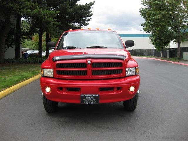 2001 Dodge Ram 3500 SLT Plus/5.9L Turbo Diesel/4X4/DUALLY - Photo 8 - Portland, OR 97217