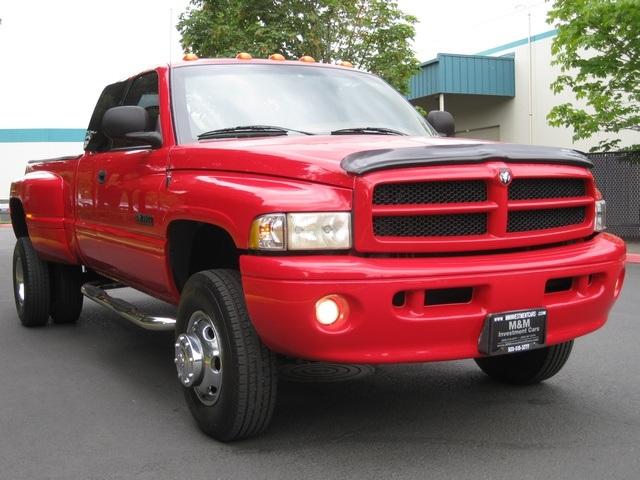 2001 Dodge Ram 3500 SLT Plus/5.9L Turbo Diesel/4X4/DUALLY - Photo 40 - Portland, OR 97217