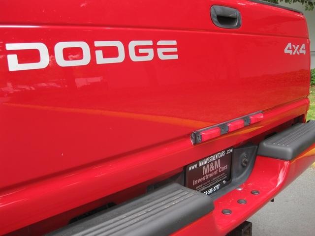 2001 Dodge Ram 3500 SLT Plus/5.9L Turbo Diesel/4X4/DUALLY - Photo 38 - Portland, OR 97217